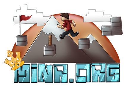 Minr.org - Minecraft's oldest parkour, maze and adventure server.